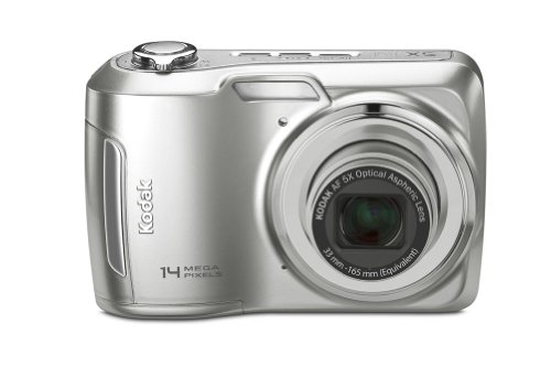 "Kodak EasyShare C195 (5fach opt. Zoom, 7,6cm (3"") LCD-Display, 14 MP)"