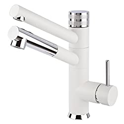 3-way Tap Cucina Ideal L-outflow White Suitable For Amway Espring Water Filters.