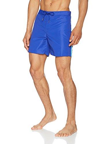 SUNDEK Herren Shorts M502bdp01bp Blau (True Blue)
