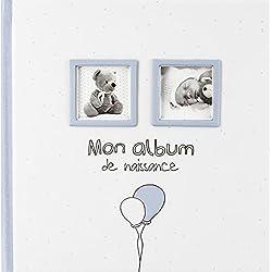 Mon album de naissance Garçon - Coloris BLEU