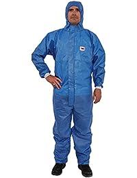 3M Schutzanzug Größe XL. 1 Stück, blau, 4532+BXL