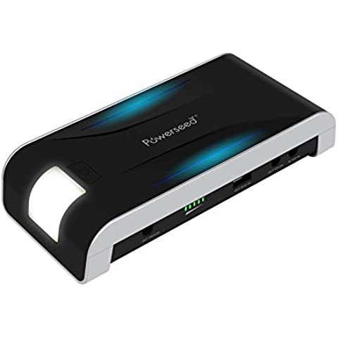 Powerseed® Lightning Plus - Jump Starter e Caricatore Universale, 13.000 mAh