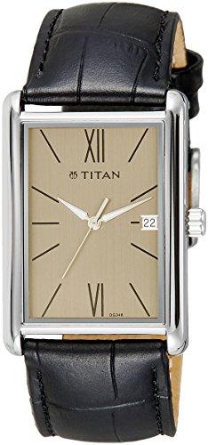 Titan Neo Analog Grey Dial Men's Watch-NK1731SL02