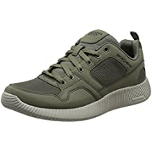 Skechers Depth Charge-Eaddy, Zapatillas para Hombre