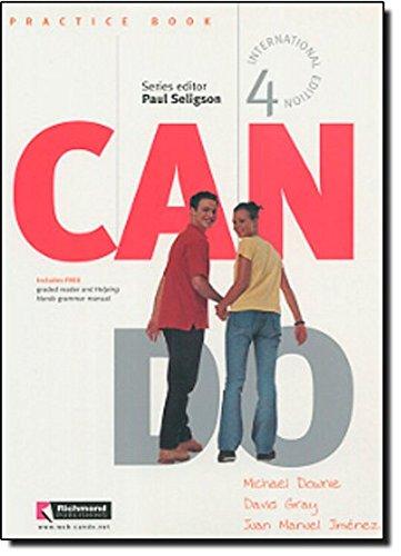 Can do. Practice book-Helping hands-Reader. Level 4. Ediz. internazionale. Per le Scuole superiori