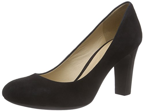 Geox D New Mariele High A - Scarpe con Tacco Donna, Nero (Blackc9999), 42 EU