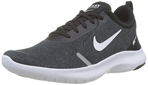 Nike Herren Flex Experience RN 8 Laufschuhe, Schwarz (Black/White/Cool Grey/Reflect Silver 013), 43 EU -