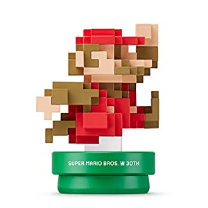 "amiibo Mario Classic Color ver. (""Super Smash Bros"". 30. Reihe) für Nintendo Wii U, Nintendo 3DS JAPANEASE SPIEL"