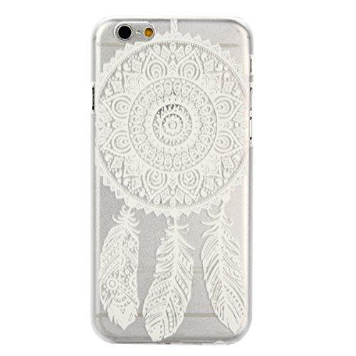 MOONCASE iPhone 6S Plus (5.5 inch) Étui, Hard Shell Cover Housse Coque Etui Case pour Apple iPhone 6 / 6S Plus (5.5 inch) DD05 DreamChatcher