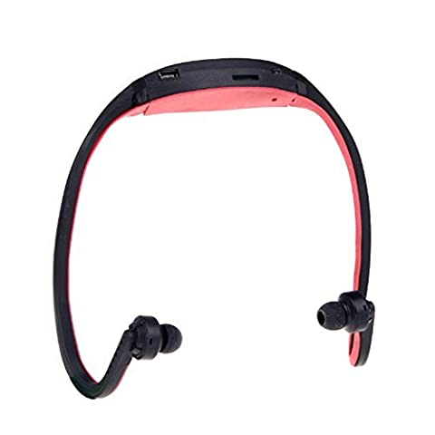 MOKE sports mp3 FM Stereo Radio Function MP3 Sports Earphone for running、Mountaineering、Cycling and Traveling(No memory card) .