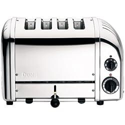 Dualit - 47030 - Grille-pains, Argent