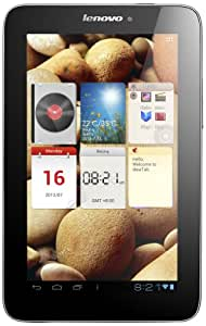 Lenovo IdeaTab A2107A 17,8 cm (7 Zoll) Tablet-PC (MTK 6575, 1GHz, 16GB HDD, Android 4.0) schwarz