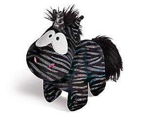 NICI- Unicornio Starlight Mystery Peluche, Color Negro (44954)