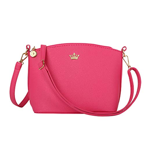 lJoker Crown Shell Package Women Shopping Handbags Ladies Shoulder Bags ()