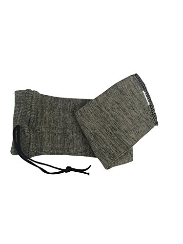 Tourbon Jagd Sack Aufbewahrung Pistole Socke Pistolen Fall Sleeve 38,1 cm - Grau -