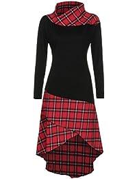 Suchergebnis Auf Amazonde Für Bauchweg Kleider Damen Bekleidung