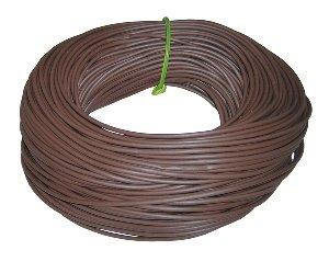sleeving-brown-1m-reel-brand-new-top-quality