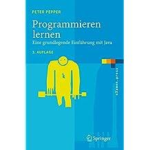 Programmieren lernen: Eine grundlegende Einführung mit Java