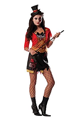 Déguisement Femme Femme Maîtresse de Cirque Déguisement Halloween