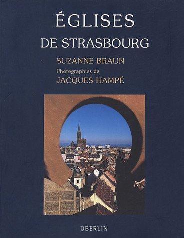 Eglises de Strasbourg par Suzanne Braun