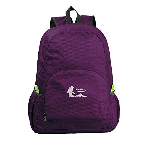 Liebhaber des Outdoor-Bergsteigen-Tasche/Faltbar/ Ultralight Rucksack I