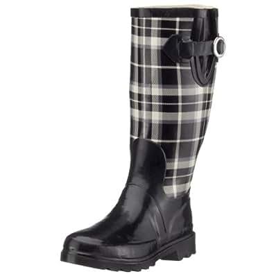 beck pepita 506 bottes pluie femme chaussures et sacs. Black Bedroom Furniture Sets. Home Design Ideas
