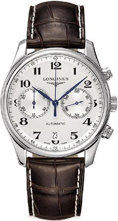 longines-mens-brown-leather-band-steel-case-automatic-silver-tone-dial-chronograph-watch-l26294783