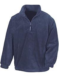 Result Fleecepullover Fleece Pullover Active mit Seitentaschen