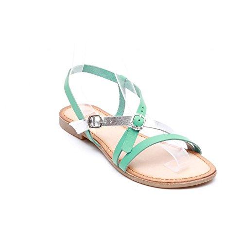 GIOS Eppo, Sandales Pour Femme Vert Green green