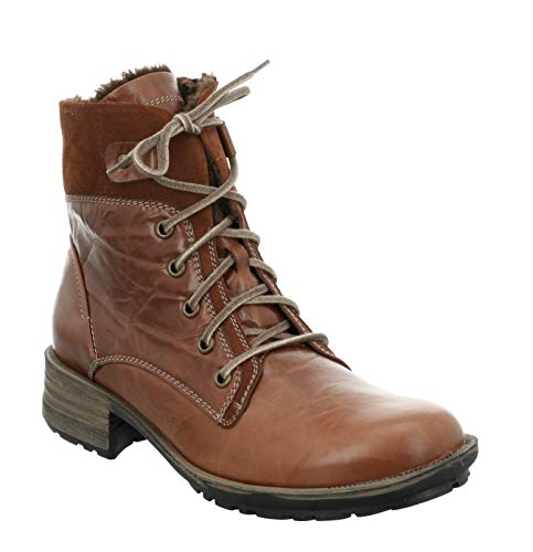 Josef Seibel Damen Sandra Boots Desert Boots Größe 37 EU Braun (braun)