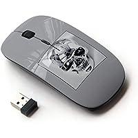 KOOLmouse [ Mouse Senza Fili Ottico 2.4G ] [ Chrome Skull ]