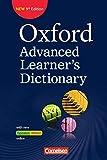 Oxford Advanced Learner's Dictionary - 9th Edition: B2-C2 - Wörterbuch (Kartoniert) mit Online-Zugangscode: Inklusive Oxford Speaking Tutor und Oxford Writing Tutor