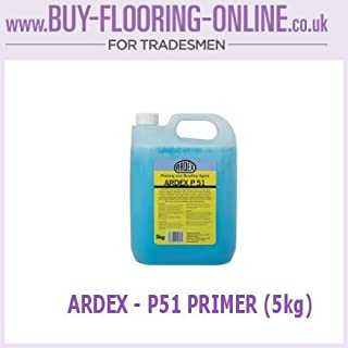 Ardex P51 Primer - Concentrated Water-Based Primer and Bonding Agent (5kg)