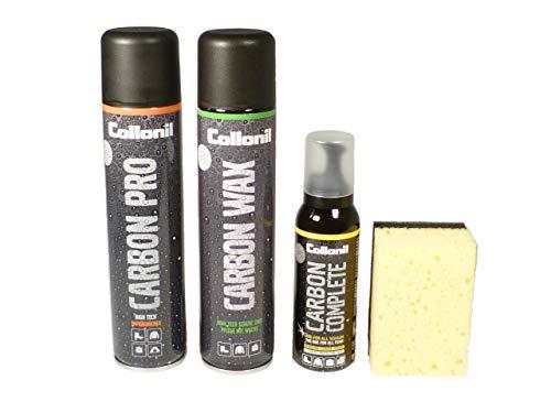 Collonil Collonil Carbon Set - in einer von Hand gefertigten Rema Holzkiste