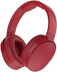 Skullcandy S6HTW-K613 Skullcandy Hesh 3 Foldable Wireless Bluetooth Over-Ear Headphones with Microphone - Red