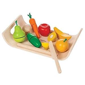 PlanToys - PT3416 - Alimentos - Frutas y Verduras
