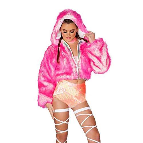 Kostüm Pharaonen Bauchtanz - KLJJQAQ Halloween Performance Kostüm Nachtclub LED Wings Adult Irisierende Bauchtanz Performance Party,XXXXL