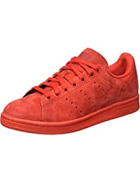 adidas stan smith rosse in pelle