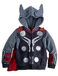 ajiao Chaqueta con Capucha Iron Man Boy de Superhero Avengers de Spider-Man