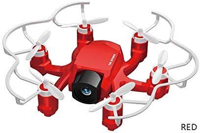 CQL Mini Drone à Distance caméra aérienne aérienne aérienne à Six Axes caméra aérienne 200W Pixel 3D Roll. Pas de Mode tête, Un Bouton de Retour aux Jouets pour  s,Red   Perpignan  525b66