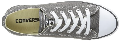 Converse - As Dainty Ox, Sneaker Donna Nero (Charcoal))