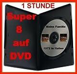Produkt-Bild: 1 Stunde SUPER 8 auf DVD Projektor DIGITALISIEREN ÜBERSPIELEN KOPIEREN