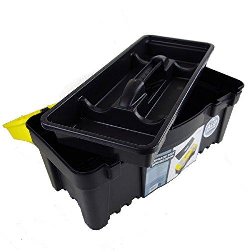 Werkzeugkiste Werkzeugkoffer Werkzeugkasten Werkzeugbox Werkzeug XL - 2