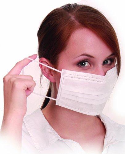 Schutz/faltmaske Ffp2 Mit Atemschutzventil Angenehm Bis Zum Gaumen Hygiene & Desinfektion