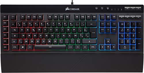 Corsair K55 Clavier Gaming (Rétro-Éclairage RGB...