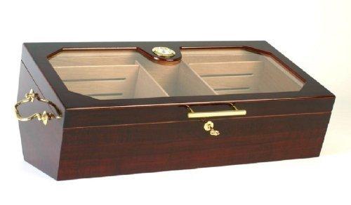 HUMIDORO Großer Humidor für 150 Zigarren
