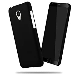 Aspir Back Cover For Alcatel Pixi 4 5 Inch(Black Silicon Cherry)