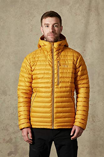 RAB Herren Microlight Alpine Jacke Isolationsjacke (Microlight Alpine Jacke)