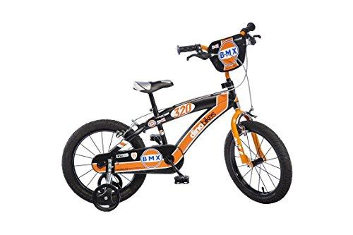 Dinobikes Dino Bikes 165x C BMX Jungen Marke 16Zoll von 5bis 8Jahre