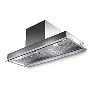 Mepamsa Campana SECRET 120 INOX, Acero Inoxidable